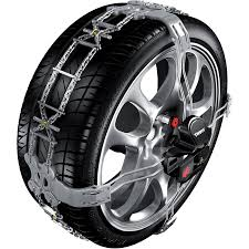 Thule K-Summit XL Snow Chains For SUVs And Light Trucks | Wheels ...