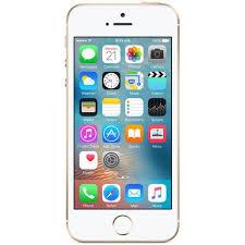 Straight Talk Apple iPhone SE 16GB Prepaid Smartphone Gold
