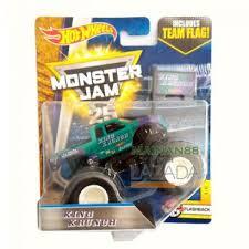 100 Bigfoot Monster Truck Toys Jual Hot Wheels Jam 1 64 Scale BatmanIntl Harga