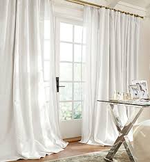 European Cafe Window Art Curtains by Curtains U0026 Drapes Pottery Barn