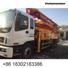 Used Putzmeister Elephant 37 Meter Cement Concrete Pump Truck For ... Familyowned Concrete Pump Operator Secures New Weapon To Improve Used Equipment For Sale E G Pumps Boom For Hire 1997 Schwing Bpl 1200 Hdr23 Kvm 4238 1998 Mack E305116 Putzmeister 42m Concrete Pump Trucks Year 2005 Price 95000 48m Sany Truck Mobile Hire Scotland Pumping S5evtm 9227 Of China Hb60k 60m Squeeze Trucks Photos Buy Beiben Truckbeiben Suppliers Truckmixer Mk 244 Z 80115 Cifa Spa Automartlk Ungistered Recdition Isuzu Giga Concrete Pump