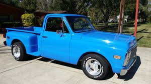 1972 Chevy C10 Step Side Short Bed Fast Hot Rod Shop Truck Rat No ... 1966 Chevy C10 Current Pics 2013up Attitude Paint Jobs Harley Bangshiftcom Solid 79 Truck Here Is A Super Solid 1979 Flickr 1963 Chevrolet Pickup 1972 R Spectre Sema Show Booth Nearly Complete Tbar Trucks 1968 Barn Find Chevy Stepside Allan Mccostlins Restomod 1970 Blends Form And Function Vaterra V100s Rtr 110 4wd Electric Truck For Sale 1962 Weekend Warrior Mark Turners Ls7powered On Forgeline De3c Classic Car Auction