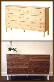 Malm 6 Drawer Dresser Dimensions by Best 25 6 Drawer Dresser Ideas On Pinterest 3 Drawer Dresser