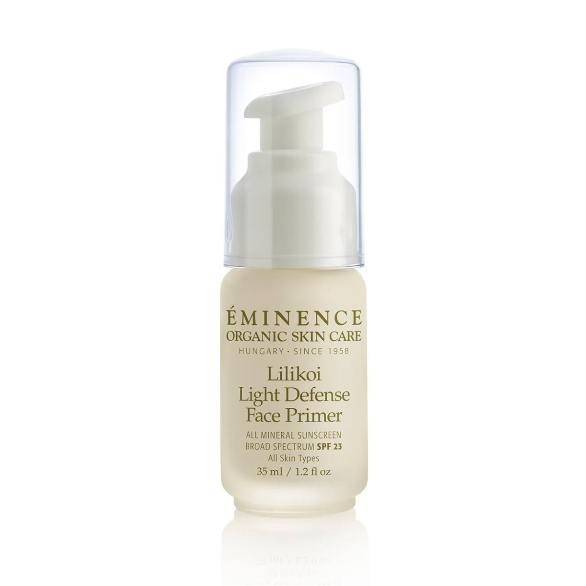 Eminence - Lilikoi Light Defense Face Primer SPF 23
