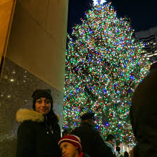 Christmas Tree Rockefeller Center Lighting by 48 Hours Top 10 New York City With Kids