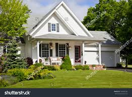North American Home Suburbs Stock Shutterstock