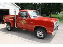 100 Little Red Express Truck For Sale 79 Dodge LiL Dodge Classic Trucks Red
