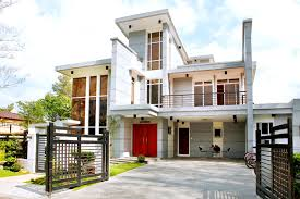3 Storey House Colors Take A Tour In Gerald Anderson U0027s 3 Storey House In Quezon City