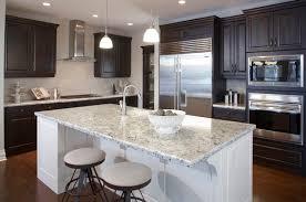 design kitchen countertops quartz with cabinets modern