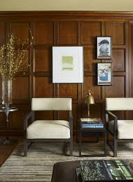 Awe Inspiring Real Wood Paneling For Walls Decorating Ideas Gallery In Home Office Contemporary Design