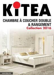 chambre à coucher maroc kitea chambre coucher 2016 by promotion au maroc issuu