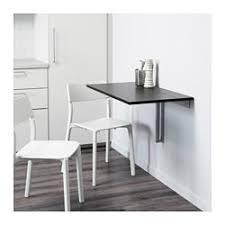 Wall Mounted Desk Ikea Uk by Bjursta Wall Mounted Drop Leaf Table Ikea
