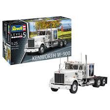100 Toy Kenworth Trucks REVELL W900 125 Truck Model Kit 07659