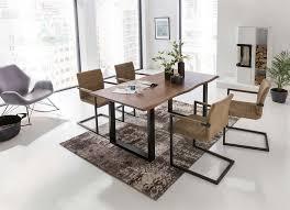 esszimmer essgruppe 5 tlg hellbraun schwarz günstig möbel küchen büromöbel kaufen froschkönig24