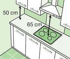 todas las medidas de una cocina küche planen küchen