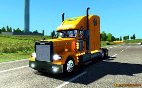 American Truck Pack (1.16) For ETS 2 » Download Game Mods | ETS 2 ... American Truck Pack Promods Edition V127 Mod For Ets 2 Patch Kenworth T908 122 Ets2 Mods Euro Truck Simulator Freightliner Coronado Trailer Ats V14x Simulator Home Facebook Mega Uncle D Usa Cbscanner Chatter Mod V104 Modhubus 115x 116x American Truck Traffic Pack By Jazzycat V11 Kenworthk108 V20 15x Premium Deluxe Ii New Upd 05072017 Video Game