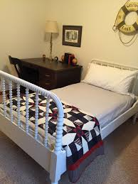 Black Twin Headboard Target by Simple Bedroom Interior With Black Jenny Lind Twin Bed Design And