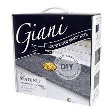 Bathtub Refinishing Kit Menards by Giani Granite Countertop Paint Kit At Menards