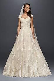 Long Ballgown Vintage Wedding Dress