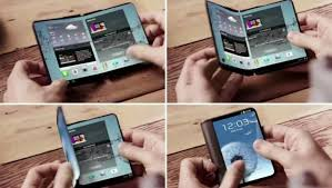 Likely to Unveil Foldable Smartphones in Q3 2017