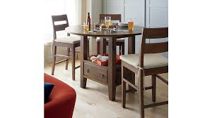 basque honey counter stool crate and barrel