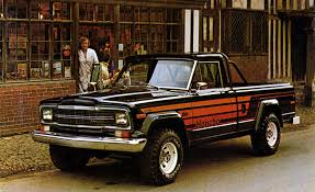 100 Ford Truck 1980 Jeep Pickup History Go Beyond The Wrangler Pickup