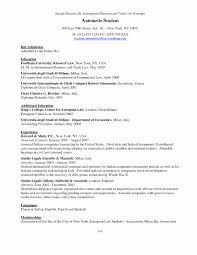 Law Graduate Resume Sample India Luxury Student Format Summary School 1l