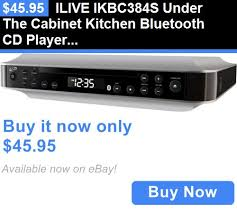 Ilive Under Cabinet Radio Cd Player by The 25 Best Under Cabinet Radio Ideas On Pinterest Led Under