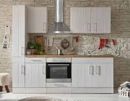 respekta küchenzeile ulm mit e geräten breite 240 cm