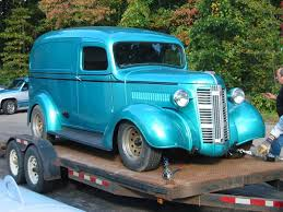 Photo Gallery - 1930-1939 - 1937 GMC Panel Truck