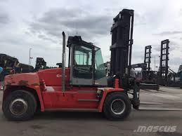 100 Hull Lift Truck Kalmar DCE 15012 Hull Diesel Forklifts Year Of Manufacture 2007