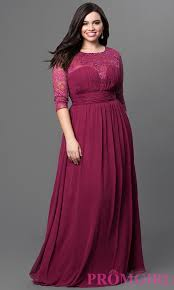 purple plus size homecoming and prom dresses promgirl
