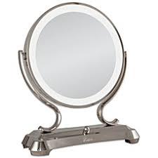Vanity & Travel Mirrors Lighted Vanity Mirrors Bed Bath & Beyond