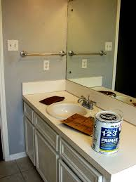 Can You Paint A Laminate Bathroom Vanity - Vanity Designs Bathroom Vanity Makeover A Simple Affordable Update Indoor Diy Best Pating Cabinets On Interior Design Ideas With How To Small Remodel On A Budget Fiberglass Shower Lovable Diy Architectural 45 Lovely Choosing The Right For Complete Singh 7 Makeovers Home Sweet Home Outstanding Light Cover San Menards Black Real Bar And Bistro Sink Pictures Competion Pics Bathrooms Spaces Decor Online Serfcityus