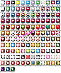 Halloween Contacts No Prescription by Naruto Contacts Lenses Naruto Contacts Lenses Suppliers And