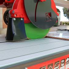 Imer Tile Saw Craigslist by Rubi Dc850 Rail Saw Contractors Direct