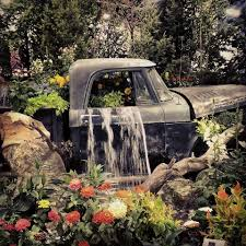 Love This For A Garden. <3 #waterfeatures | Old Trucks | Pinterest ... Pickup Truck Gardens Japanese Contest Celebrates Mobile Greenery Solar Planter Decorative Garden Accents Plowhearth Stock Photos Images Alamy Fevilla Giulia Garden Truck Palermo Sicily Italy 9458373266 Welcome Floral Flag I Americas Flags Farmersgov On Twitter Not Only Is Usdas David Matthews Bring Yellow Watering In Service The Photo Image Sunflowers Paint Nite Pinterest Pating Mini Better Homes How Does Her Grow The Back Of A Tbocom