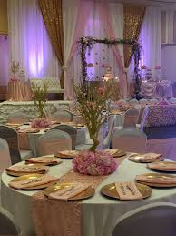 In The Night Garden Quinceanera Party Ideas