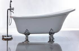 Bathtub Reglazing Pros And Cons by Clawfoot Tubs Pros And Cons For Your Bathroom Remodel