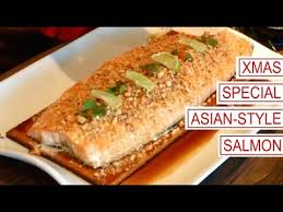 Holiday Special 3 4 Asian Style Salmon