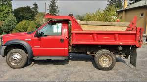 100 Ford F450 Dump Truck YouTube