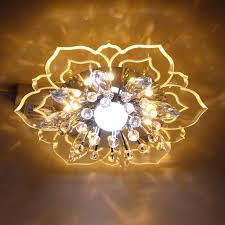 moderne kristall deckenleuchte schlafzimmer leuchte flur kronleuchter pendelleuchte