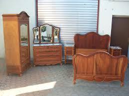 antikes walnuss schlafzimmer set 1890er