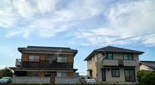 100 Japanese Modern House Traditional Vs Stock Photo Picture And