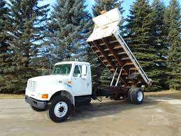 100 International 4700 Dump Truck 1999 INTERNATIONAL For Sale In Salem Wisconsin Papercom