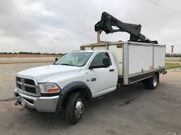 Bucket Truck -- Boom Truck Trucks For Sale In Texas