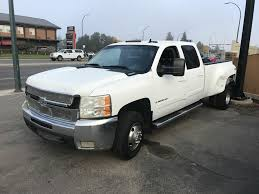 100 2007 Chevy Truck For Sale Used Chevrolet Silverado 3500HD 4 Door Pickup In Lethbridge AB L