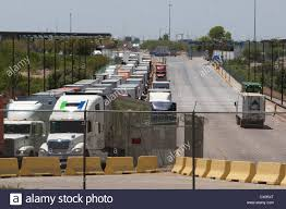 Long Line Of Trucks Waiting To Enter The US From Mexico At The World ... Commercial Vehicles For Sale Trucks For Enterprise Car Sales Certified Used Cars Suvs Trucks For Sale Jc Tires New Semi Truck Laredo Tx Driving School In Fhotes O F The Grave Digger Ice Cream On 2040cars Preowned 2014 Ford F150 Fx4 4d Supercrew In Homestead 11708hv Gametruck Party Gezginturknet Kingsville Home