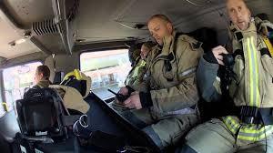 100 Inside A Fire Truck A Fire Truck Responding To A Fire YouTube