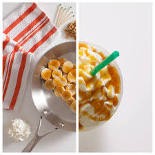 Pumpkin Pie Frappuccino Starbucks by Reference Starbucks Recommended Frappuccino Custom Orders Brand
